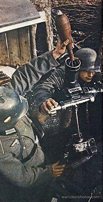 80mm Granatwerfer