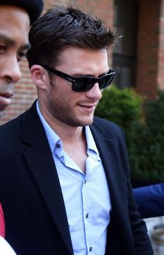 Scott Eastwood Photos: Scott Eastwood Steps Out in New York City