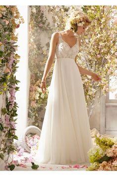 Mori Lee Wedding Dress 6771