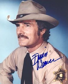Dennis Weaver Picture of Dennis Weaver