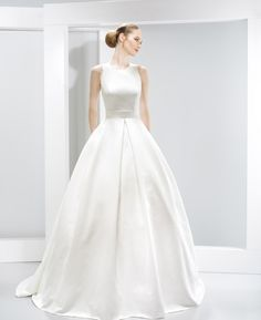 Jesus Peiro available at Carrie Karibo Bridal Cincinnati, Ohio www.carriekaribobridal.com