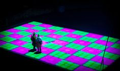 Durham LUMIERE 2011 - LED's Dance by Dorota Kraft