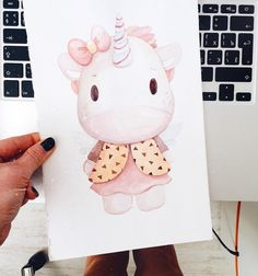 Волшебного воскресенья!  # #единорог #единорожек #unicorn #unicorncake #lovelyart #princess #illustrationdesign #instaart #moreillustrations #artguide_illustration #artguide #scandinaviandesign #minimalart #скандинавскийстиль #hygge #скандинавскийдизайн #акварель #watercolorpainting #kidlitart #cute #inspiration #hellokitty #hellokittyshop #artist_4_shoutout #artdaily #topcreator #miftvorchestvo