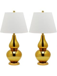 Zia Table Lamps (SET