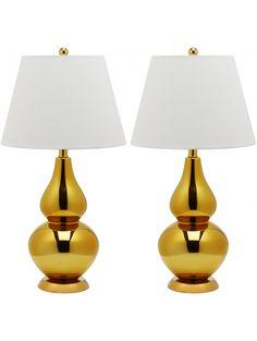 Zia Table Lamps (SET