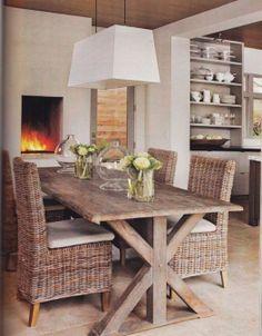 Bill Bocken decor | home of architect Bill Bocken and his landscape architect partner Paul ...