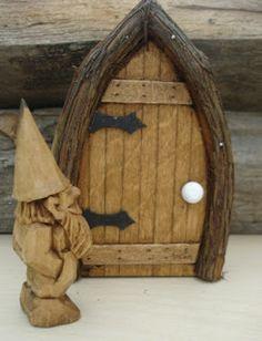 Gnome Door Tutorial