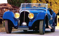 Voisin C27 Figoni Roadster de 1934