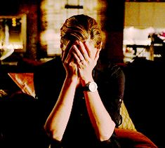 """I think we just found the newest """"I'm so ashamed"""" gif for the Castle fandom."""