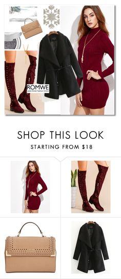 """""""romwe"""" by gold-phoenix ❤ liked on Polyvore featuring Calvin Klein, BERRICLE and romwe"""