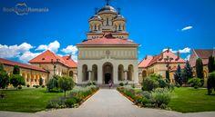 The Coronation Church from Alba Iulia #Romania #Alba Iulia