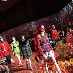 Fall it is!  @moncler #pfw #monclergrenoble #fall #paris #fashionweek #lofficielnl : @nicolettegoldsmann  via L'OFFICIEL NL MAGAZINE INSTAGRAM - Fashion Campaigns  Haute Couture  Advertising  Editorial Photography  Magazine Cover Designs  Supermodels  Runway Models