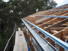 Bass Roofing offers quality Fascias and Gutter Replacement Sydney wide. Our services include gutter replacement & Repair. Free Quote, call on 0424 302 078 Rain Gutter Installation, Lebanon Oregon, Box Gutter, Copper Gutters, How To Install Gutters, Know It All, Things To Come, Construction