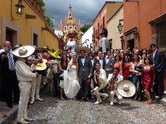 San Miguel de Allende, Wedding, Mexico