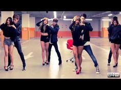 Hyolyn & Jooyoung - Erase (dance version) DVhd
