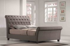 Innsbruck Upholstered Bed