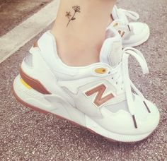ankle tattoo ink small flower temporary tattoo