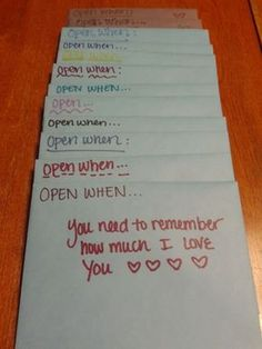 Life. Love. Lauren.: The Paper Gift--Would be sweet to give a child going to college, too. (When you need a laugh, when you have been studying too hard, when you feel shy ... )