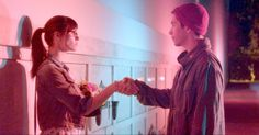 """""""Yeah, I'm probably going to fall in love with you."""" Comet, dir. by Sam Esmail"""