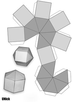 Make Youself A Low-Poly Sphere by ~VorteXNL on deviantART
