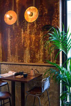 The Rust and Polish of La Manera Gastrobar in Valencia by Masquespacio | Yatzer