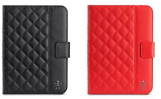 "Which one to choose for my new ""baby""? Elegant style? /Belkin Quited cover ipad mini/"