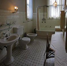 Haas Lilienthal House Victorian Bath - San Francisco Poster By Daniel Hagerman