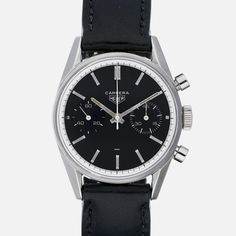 1960s Heuer Carrera Chronograph Reference 3647N