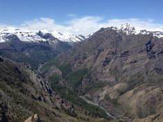 Altos de Licray Mount Everest, Mountains, Nature, Travel, Santiago, Patagonia, Naturaleza, Viajes, Destinations
