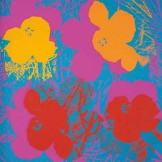 Andy Warhol - Flowers