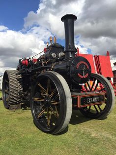 Fowler ploughing engine Lincoln steam 2016