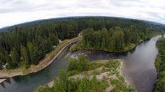 Milo Mciver Park, Oregon (drone film)