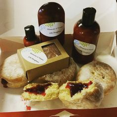Jelly Doughnut All Natural Body Lotion