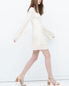 ZARA - SALE - DRESS WITH LOW-CUT BACK