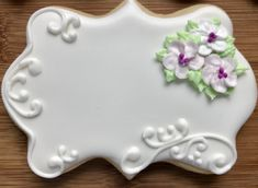 Decorated sugar cookies customized for any and all occasions. Elegant Cookies, Fancy Cookies, Valentine Cookies, Iced Cookies, Easter Cookies, Birthday Cookies, Royal Icing Cookies, Cookies Et Biscuits, Sugar Cookies