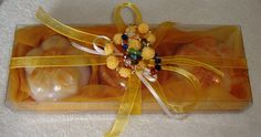 Gold-Yellow Elegant Gift Set for Women with Luxury Scented Soaps & a Jewelry Bracelet:Ideal for Mother's Day, Valentine, Feast, Birthday, any Celebration, Party