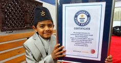 Saugat Bista - Guinness World Record 10 Interesting Facts, Guinness World, World Records, Cinema, Social Media, Children, Young Children, Movies, Boys