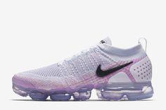 "Nike Air VaporMax Flyknit 2 ""Pink Beam"" Release Date - EU Kicks: Sneaker Magazine"