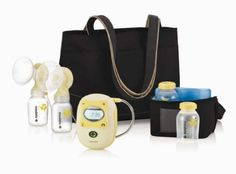Medela Freestyle Breast Pump.  The portability of this is soo much better than many pumps.  I can fit into my purse to take to/from work easily and because it has a battery I've pumped in the car etc.  You can get on Craigslist for about $100.