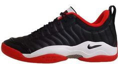 Nike Oscillate - Black/Red