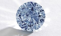 The Premier Blue is a rare 7.59-carat, internally flawless fancy vivid blue diamond, estimated to fetch HK$148.2 million (US$19 million) at the upcoming Sotheby's auction. It is the largest round fancy vivid blue diamond ever graded by the Gemological Institute of America. The round brilliant cut used on the stone is rarely seen in colored diamonds due to the high wastage involved in the cutting process.