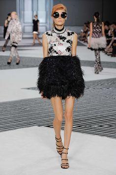 Giambattista Valli Automne/Hiver 2015, Haute Couture - Défilés (#22170)