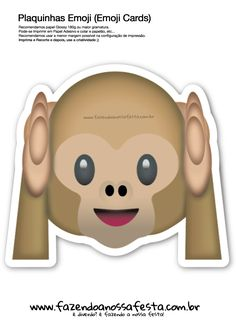 Plaquinhas Emoji Whatsapp 28