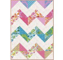 Riley Blake Designs: Splendor: Lila Tueller: Free Quilt Pattern