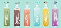Kiseki no Sedai soft drinks Kiseki No Sedai, Generation Of Miracles, Last Game, Kaichou Wa Maid Sama, Pallet Painting, Kuroko's Basketball, Fruits Basket, Kuroko No Basket, Anime Shows