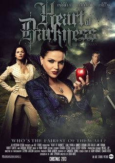 Once Upon a Time ~ Lana Parrilla as Evil Queen ~ Ginnifer Goodwin as Snow White ~ Josh Dallas as Prince Charming