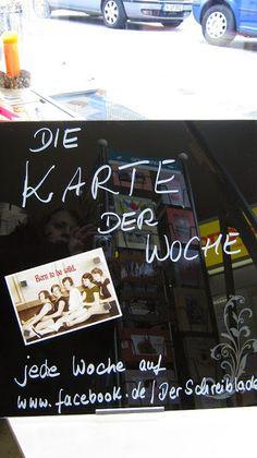 ...tarraaaa ... unsere Karte der Woche.....die feschen Mädels haben das Rennen gemacht.... ;-)  #Paloma   #Postkarten   #Schreibwaren   #Papeterie   #Nürnberg   Der Schreibladen, Schreibwaren & Lotto-Annahmestelle – Google+