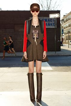 Givenchy | Pre-Fall 2012 Collection | Style.com