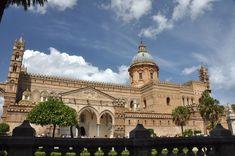 Palermo, Duomo Palermo, Taj Mahal, Building, Travel, Italy, Viajes, Buildings, Destinations, Traveling