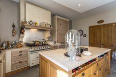 Cuisine Ateliers POivre d'Ane Chêne Piano Lachanche Home Decor, Kitchen, Decor, Kitchen Island